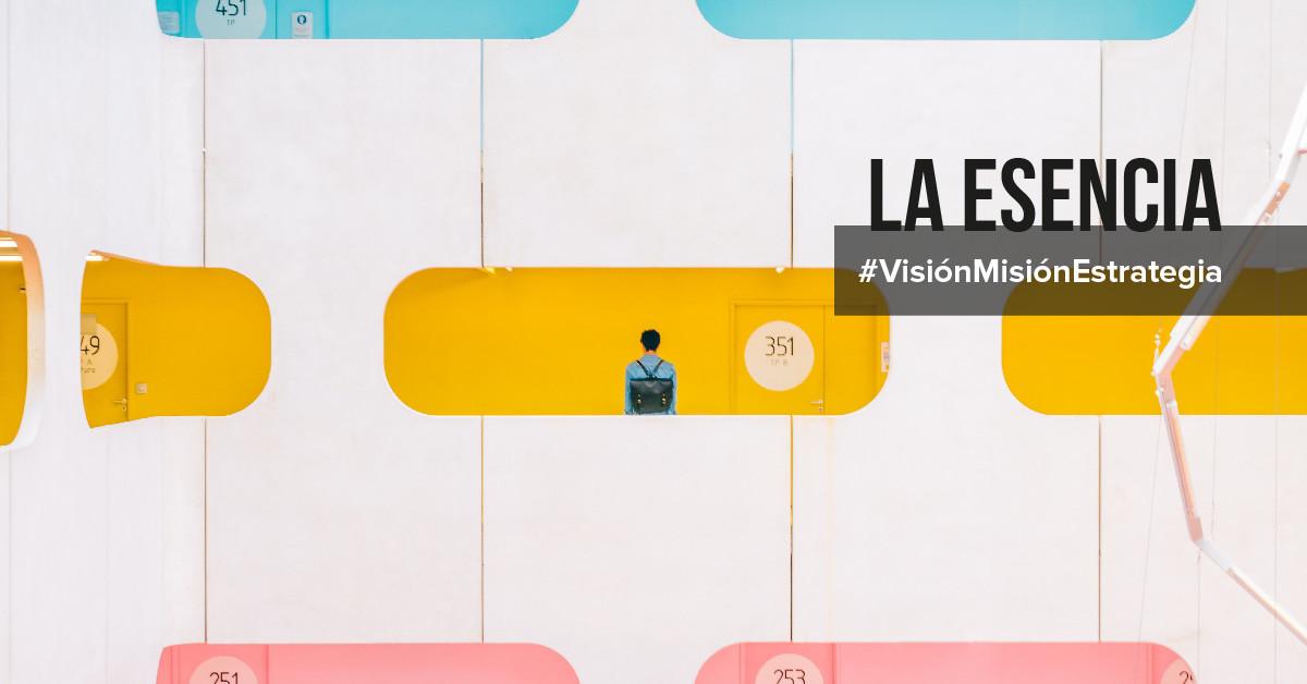 Diferencia entre visión, misión y estrategia