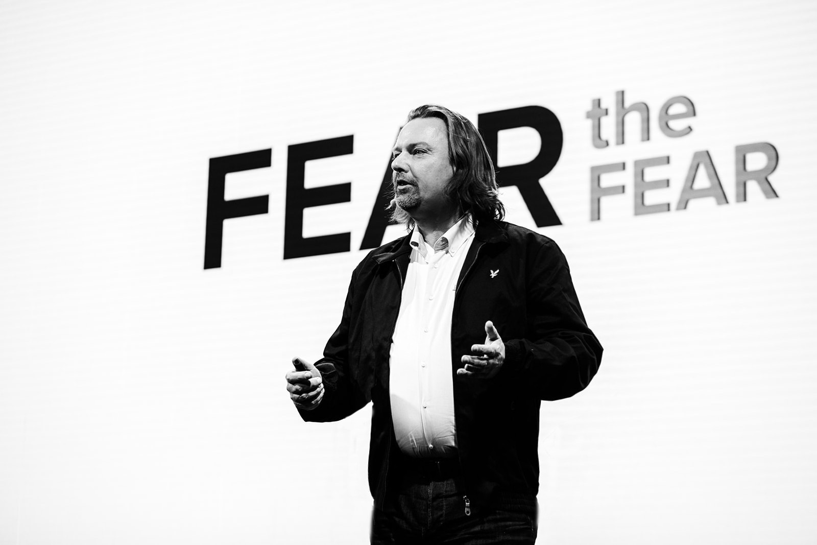 Fear The Fear