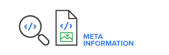Becoming number one in Google - Meta information
