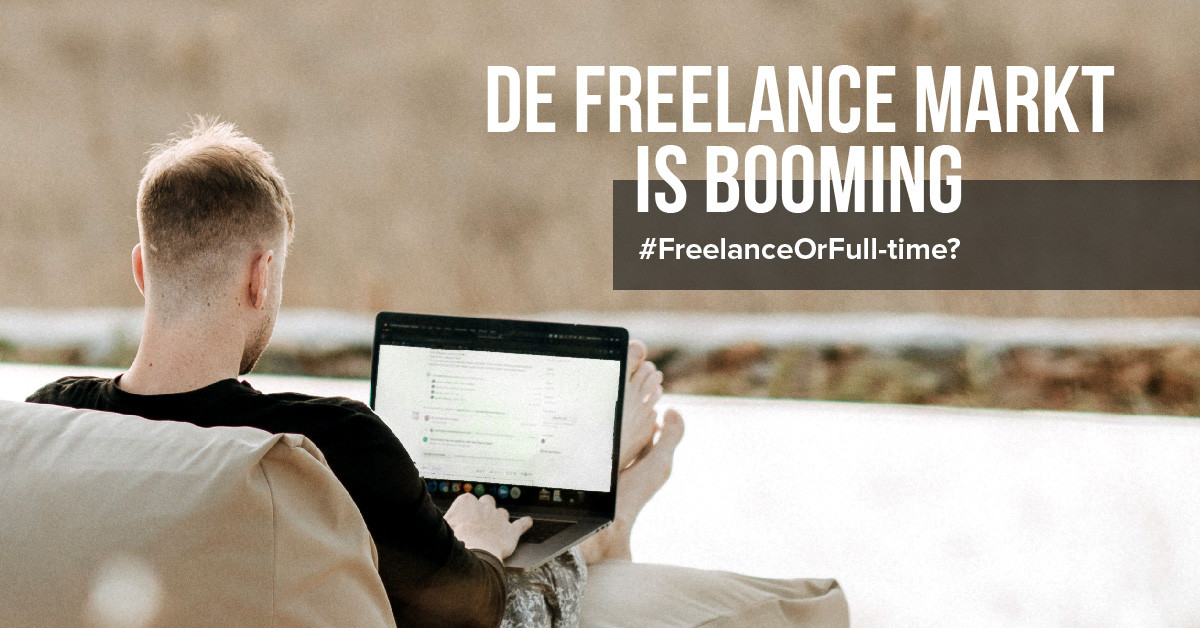 Freelancen of een vaste baan?