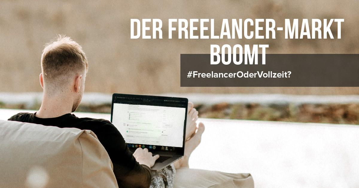 Freelancer oder Festanstellung?