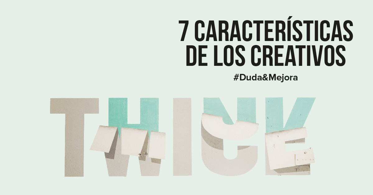 Los grandes creativos son los que más fallan