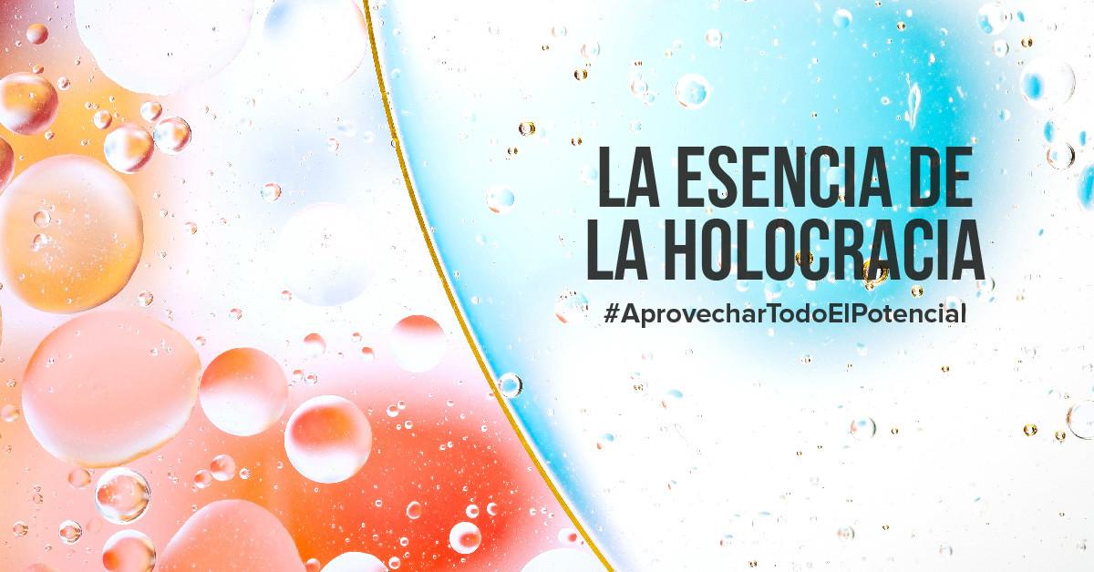 ¿Qué es la holacracia y cómo funciona?