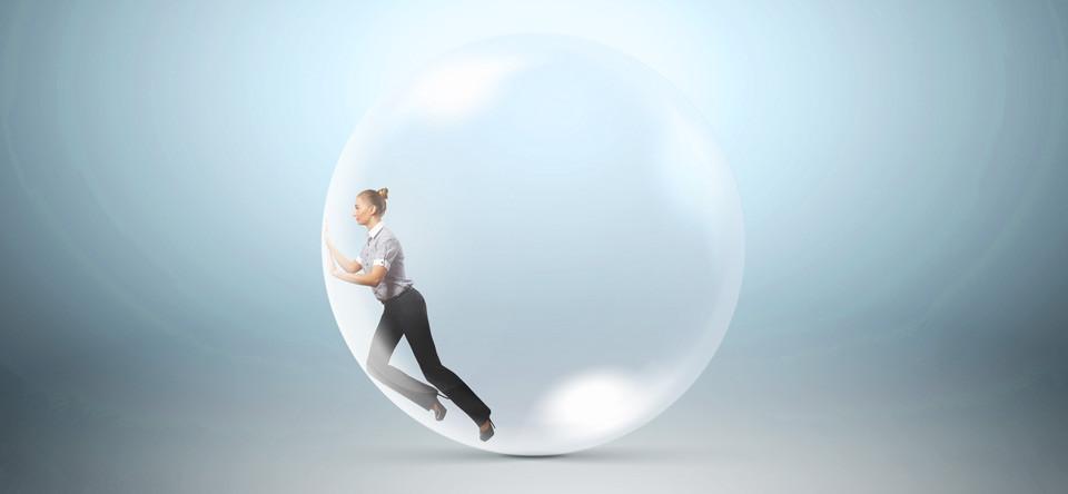 persoonlijke bubbel
