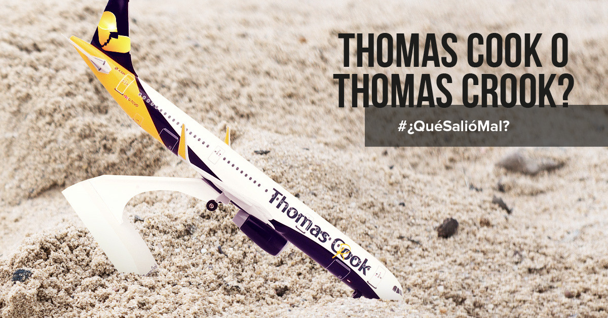 ¿Thomas Cook o Thomas Crook?