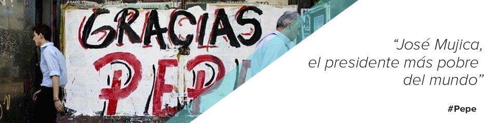 Jos Mujica el presidente mas pobre del mundo