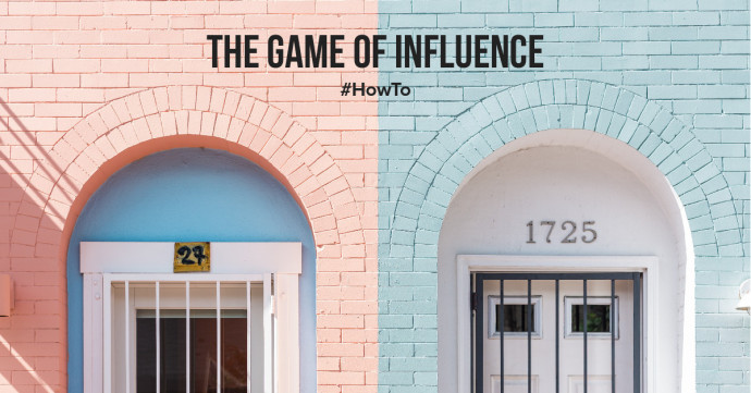 The game of influence that everyone can learn