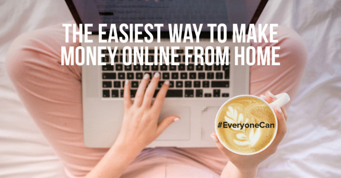 How can you make money online from home?