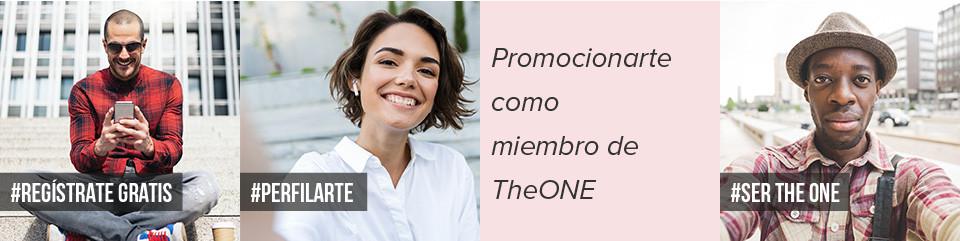 Promocionarte como miembro de TheONE