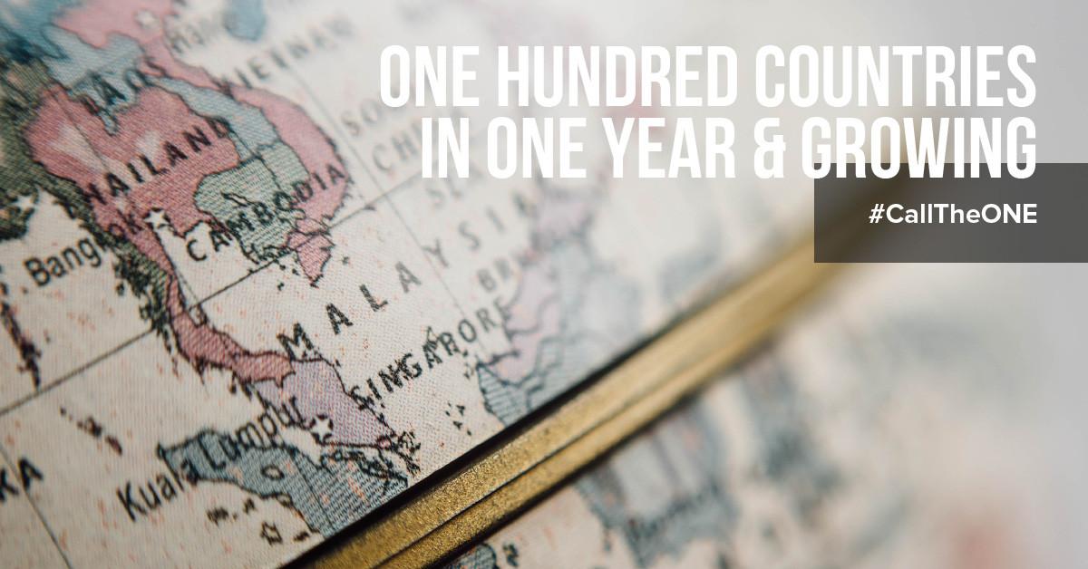 De snelle groei van startup TheONE naar meer dan 100 landen