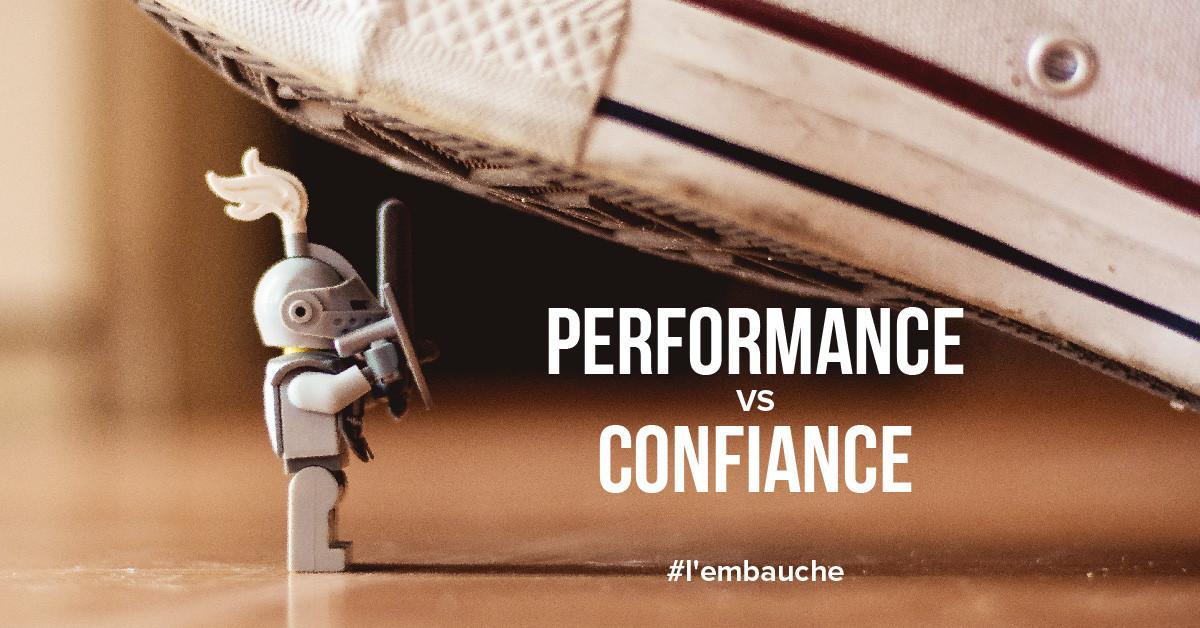 Performance versus confiance lors de l'embauche de nouveaux employés