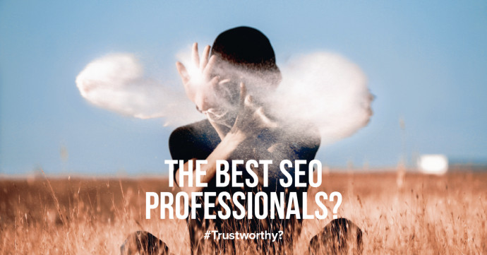The disappointment of doing business with the best SEO professionals