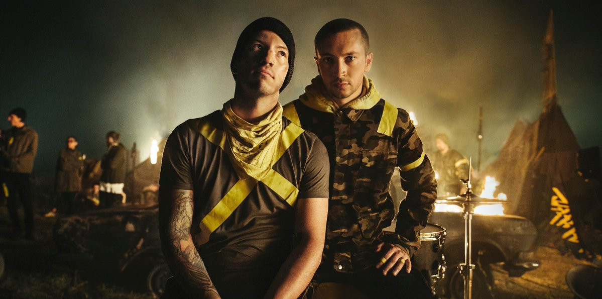 Twenty One Pilots, Billie Eilish & The 1975 Anunciado Para Un Festival