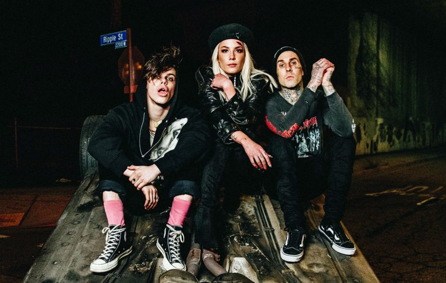 yungblud-halsey-travis-barker-release-music-video-for-11-minutes
