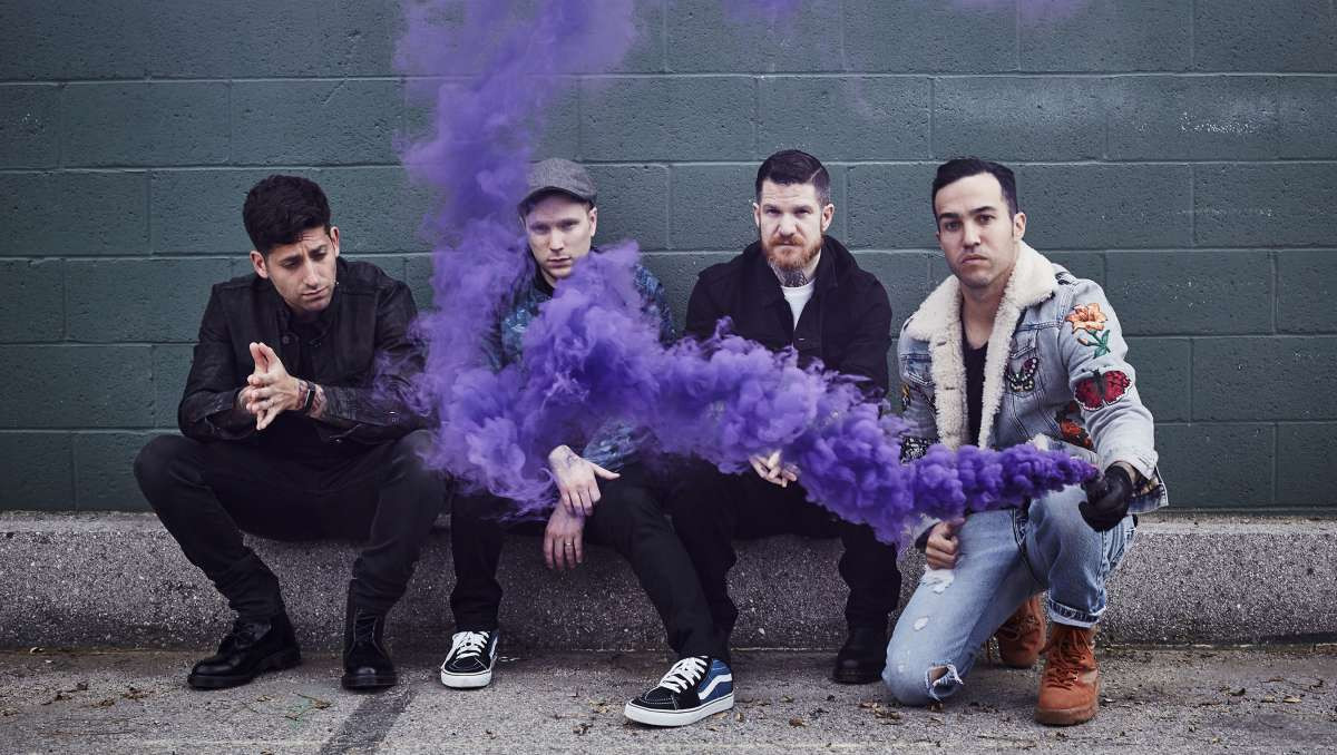 "Fall Out Boy, Lil Peep & ILoveMakonnen Release Music Video For ""I've Been Waiting"""