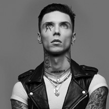 Andy Black Announces Drag Artist As Support Act For Upcoming Tour