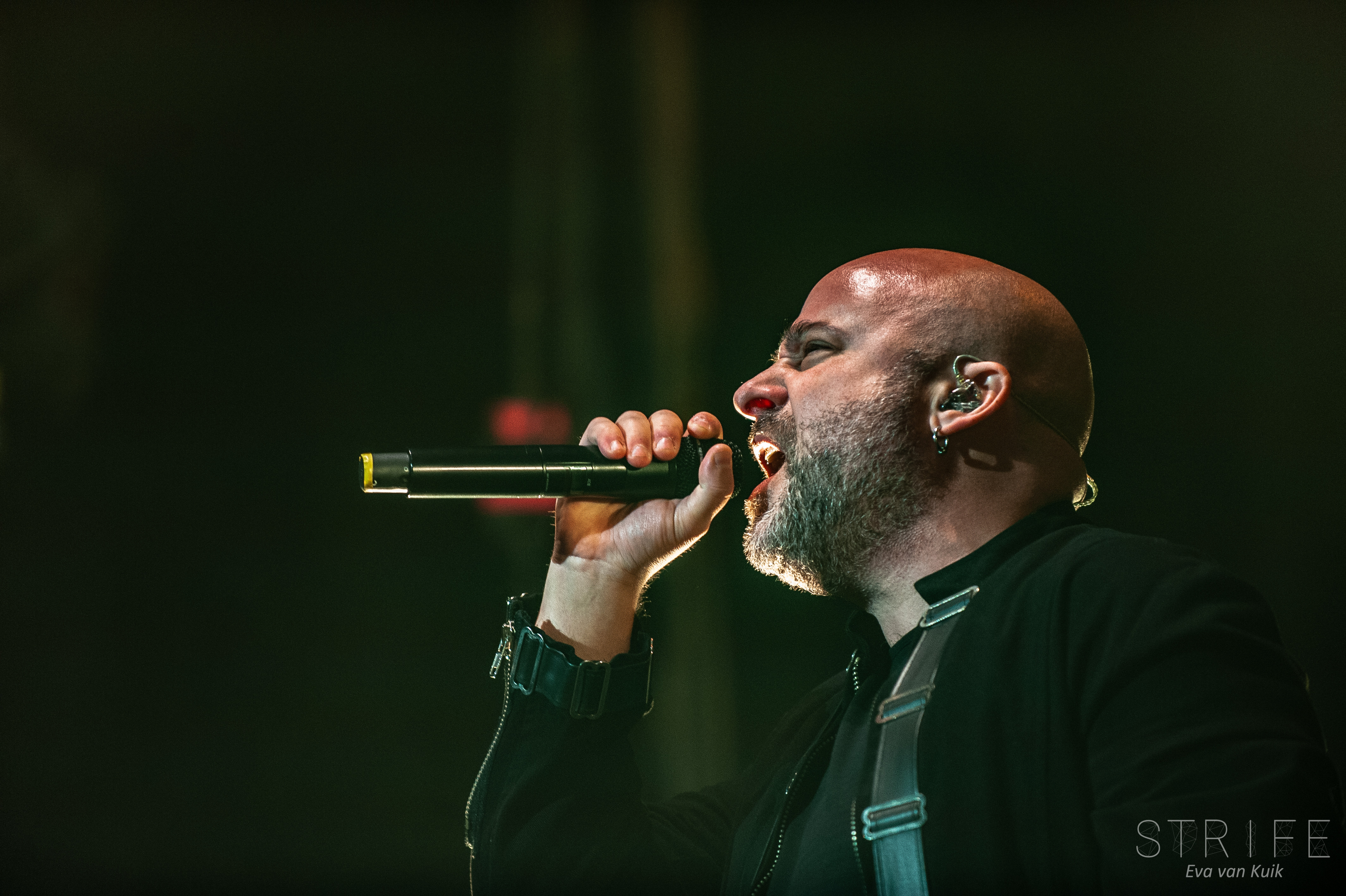 LIVE REVIEW: Disturbed Showcase Musical Brilliance In Amsterdam