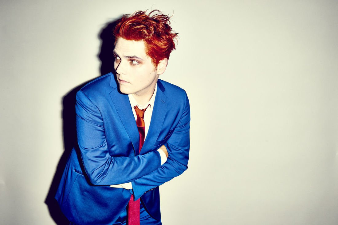 Gerard Way se suma a la lista de Speakers en el festival Emerge
