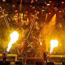 ROCK AM RING - Fotos de la última gira de Slayer