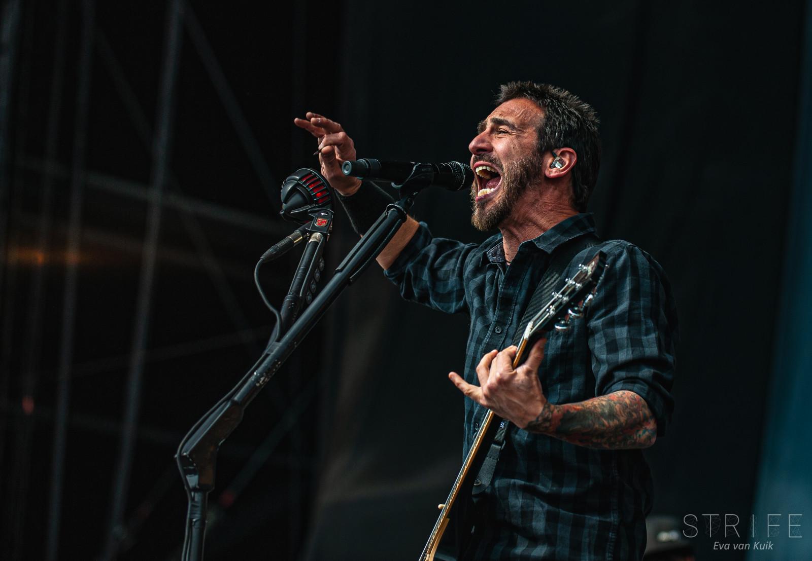 Rock Am Ring Godsmack Treat Audience To Hit Filled Set