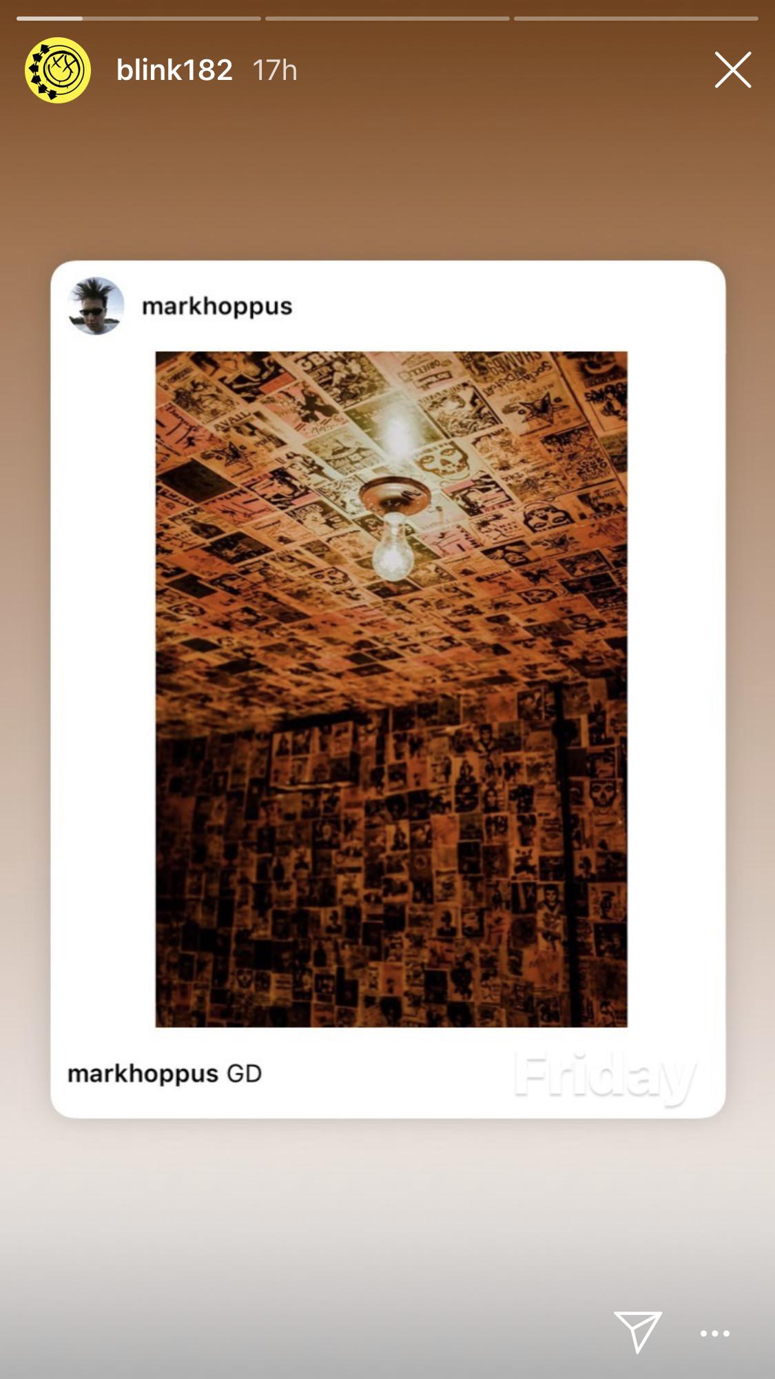 blink-182-instagram-story