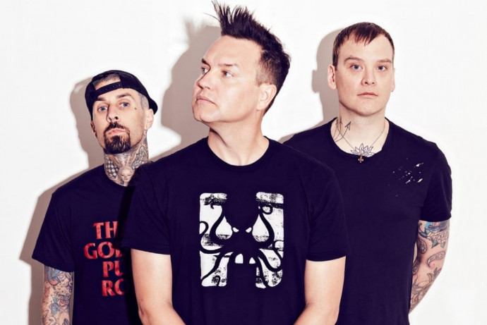 Blink-182 Release New Single 'Happy Days'