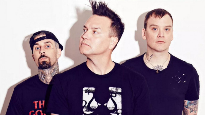 Blink-182 Announce All Time Low As Support Act