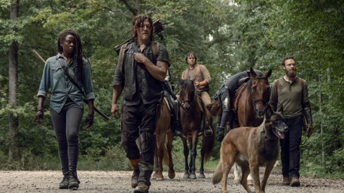 """First Teaser Trailer For """"The Walking Dead"""" Movie Released"""
