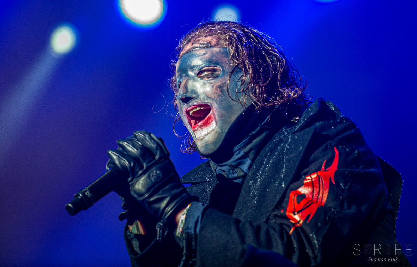 Slipknot Unleash New Single 'Solway Firth' With Graphic
