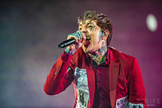 Bring Me The Horizon & Halsey Had Some Studio Time Together