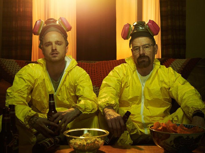 "The ""Breaking Bad"" Movie Is Finally Done Filming"