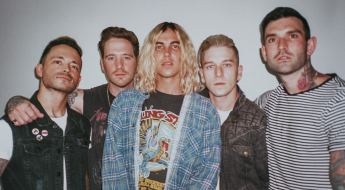 "Sleeping With Sirens Release New Album ""How It Feels To Be Lost"""