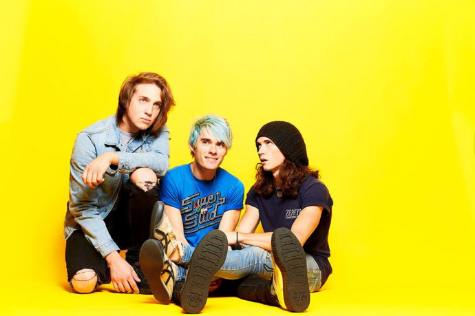 Waterparks Add New UK Dates To The 'Fandom Tour'