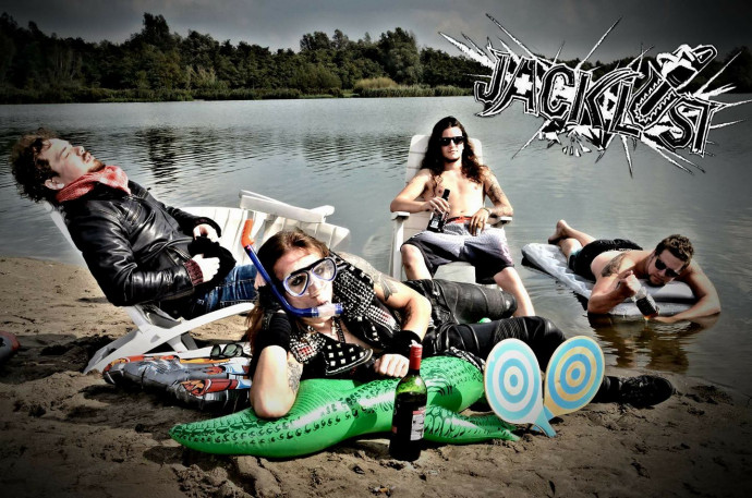 INTERVIEW: New Record, Writing Progress And Band In General With Jacklust
