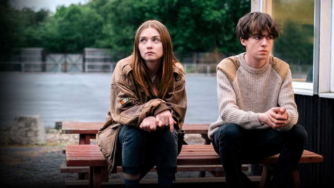 "Netflix Reveals Release Date ""The End Of The F***ing World"" Season 2"