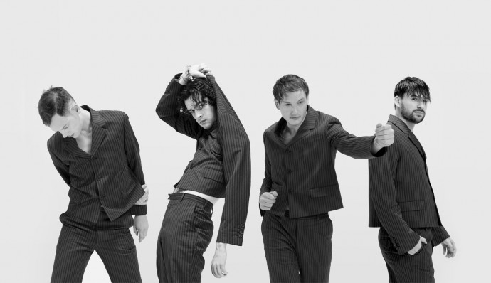 "The 1975 Release New Track ""Frail State Of Mind"""