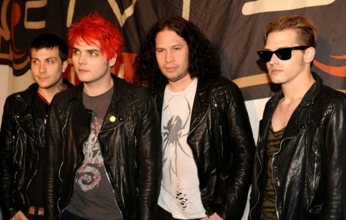 My Chemical Romance Announce Support Act For December Show