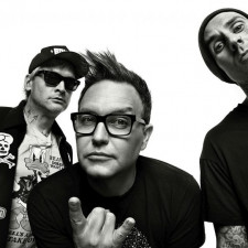 Blink-182 Have Recorded A Christmas Track