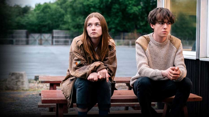 'The End Of The F***ing World' Creator Reveals There Won't Be A Third Season
