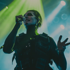 PHOTO REVIEW: Motionless In White & Beartooth Take 'Diseased & Disguised' Tour To Chicago