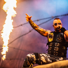 LIVE REVIEW: Sabaton Take 'The Great War' To Amsterdam For Game-Changing Sold Out Tour