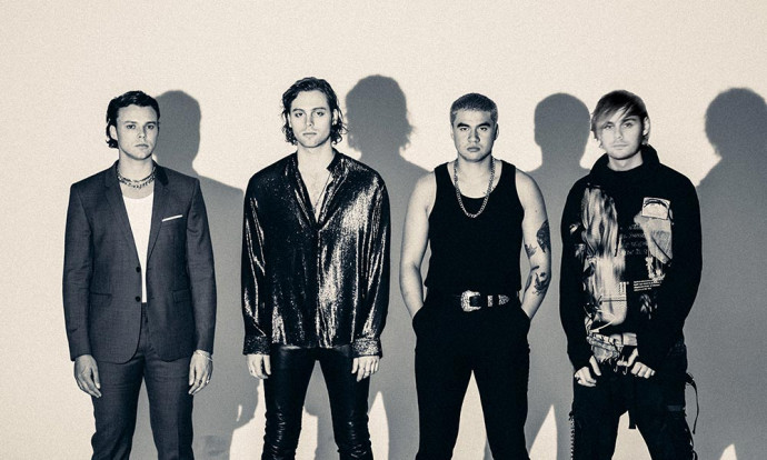 5 Seconds Of Summer Announce Support For 3 Tour Legs