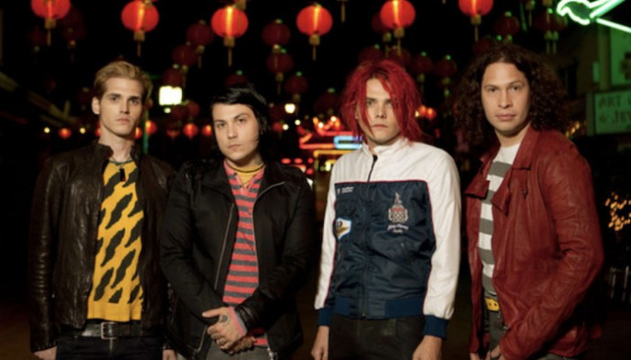 My Chemical Romance Announce Another Show For The Summer