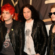 Has Gerard Way Just Registered Unreleased My Chemical Romance Songs?