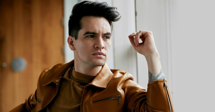 Brendon Urie Covers 'Under Pressure' With Jimmy Fallon Quarantine Style