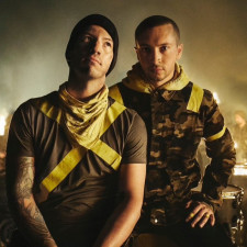 Twenty One Pilots Release Lyric Video For Latest Single 'Level Of Concern'