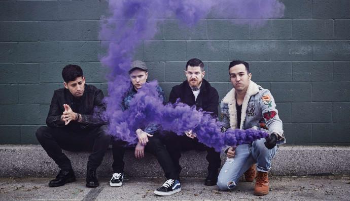 Fall Out Boy's Patrick Stump & Pete Wentz Perform Acoustic Show Online