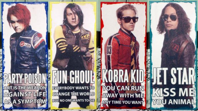 The Killjoys Make Comeback In New Gerard Way & Shaun Simon Comic