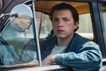 Netflix Gives First Glimpse Of New Psychological Thriller With Tom Holland