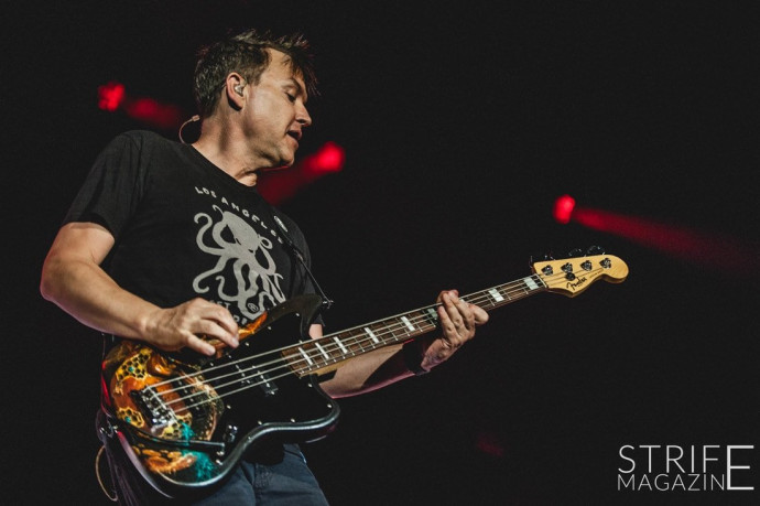 Mark Hoppus Shares Update On Blink-182's Upcoming EP, Shares New Music Comes In 'Nearish Future'